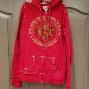 Womens True Religion hoodie